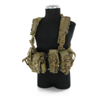 LBT 1961A-W Chest Rig in MultiCam