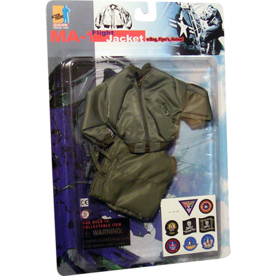 ma1 flight jacket with bag