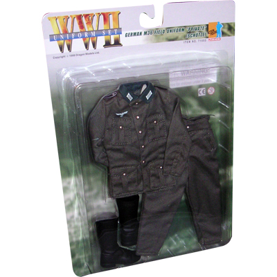 german field uniform set 1