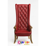 High Back Chair (Red)