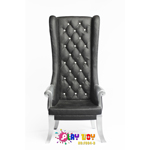 High Back Chair (Black)