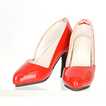 High Heels Female Catwalk Series 2 Shoes (Red)