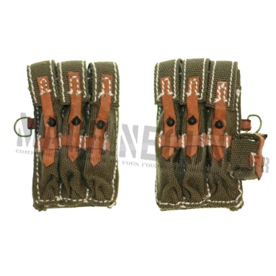 MP40 Magazines Pouches 5Olive Drab)
