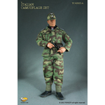 German clothes and accessories set (Italian Camo)