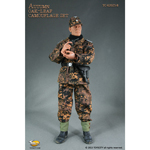 German clothes and accessories set (OAK-Leaf Camo)