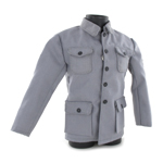 Chinese Military Jacket (Grey)