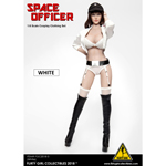 Space Officer Female Clothing Set (White)