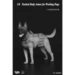 Working Dog Series - Tactical Body Armor for Dogs (Olive Drab)
