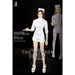 The Instinct Nurse Costume Set (White)