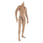 HPC-TOY nude body hairy chest
