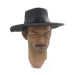 Lee Van Cleef Headsculpt with Hat