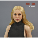 Caucasian Female Headsculpt (Blond)