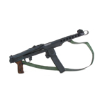 Diecast Wooden PPSH 43 Submachinegun