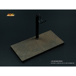 Metal Plate Style Display Stand (Type A)