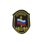 OMON Patch (Black)