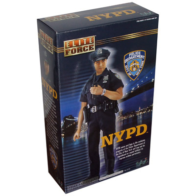 nypd agent
