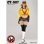Female Mechanic Set (Yellow)