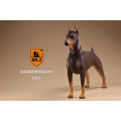 German Doberman Dog (Brown)