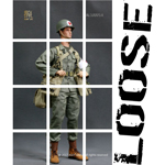 US ARMY MILITARY SURGEON SUIT SET (Alert Line)