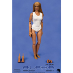 Tan Skin Alpha Female Body
