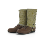 USMC field shoes Boondockers with leggings