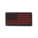 US Flag Patch (Red)