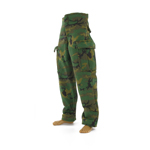 BDU pants camo ERDL Leaf pattern