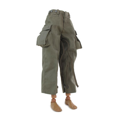 M43 US Army Pants for Paratroopers (Khaki)