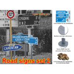 Road Signs Set 2