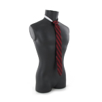 Stripes tie (Red)