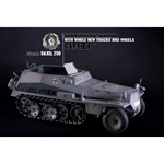 Sd.Kfz.250-1 panzer grey color