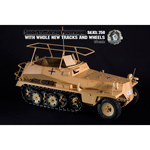 Sd.Kfz.250-3 Sand color version