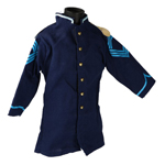 Confederate Coat (Blue)