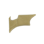 Diecast Right Batarang (Gold)