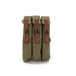 MP 40 Magazines Left Pouch (Olive Drab)