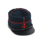 Troupes Coloniales Kepi (Blue)