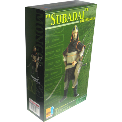 Sudabaï The Mongol