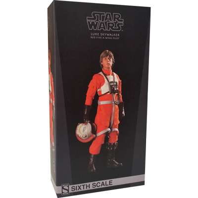 Star Wars - Luke Skywalker : Red Five X-Wing Pilot