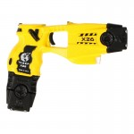 Axon X26P Taser (Yellow)
