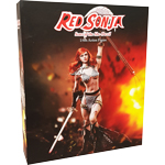 Red Sonja - Scars Of The She-Devil