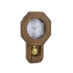 Clock (Brown)