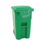 Garbage Can (Green)