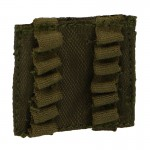 Caliber 12 Shotgun Shell Carry Pouch (Olive Drab)