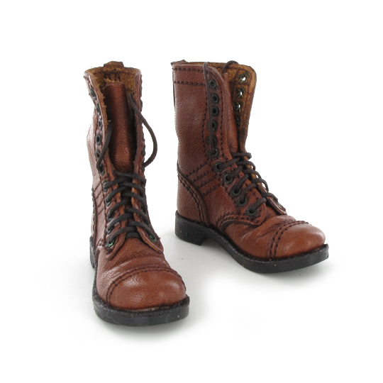 Brown corcoran jump boots