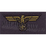 wehrmacht breast and cap eagle