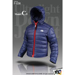Ultralight Down Jacket Set (Blue)