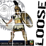 LOOSE GREEK HOPLITE 2.0 TYPE D SET (Aci)