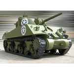 M4A3 Sherman tank gas powered 105mm Howitzer (without radio)