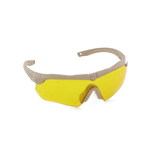 MSA Tactical Glasses (Yellow)