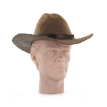 Tom Horn Hat (Brown)